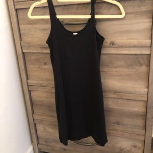 BP Black Tank Dress